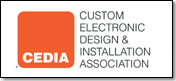 Cedia - Custom Electronic Design & Installation Association