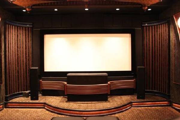 Home Theater Design & Installation McKinney Texas | Home Security ...